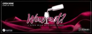 11clubRoom Milano giovedì 25 Luglio 2019 – Open Wine