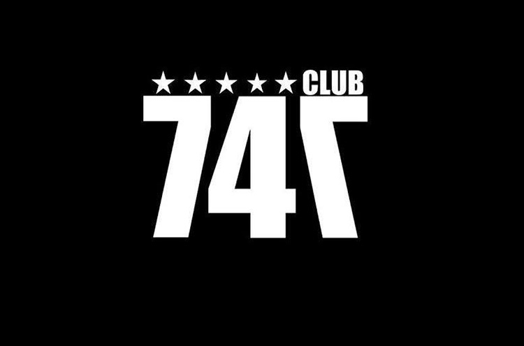747 club Milano