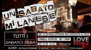 Alkimy Milano sabato 27 Luglio 2019 – Lista Suite