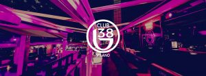 B38 club Milano venerdì 25 Maggio 2018 – Lista Suite