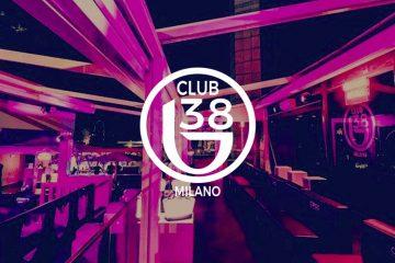 B38 Club Milano venerdì 25 Maggio 2018