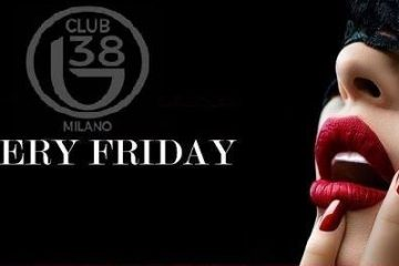 B38 club Milano venerdì 15 Marzo 2019