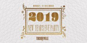 Capodanno Tocqueville Milano 2019 lunedì 31 Dicembre 2018