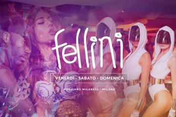 Fellini Pogliano Milanese sabato 15 Dicembre 2018