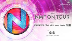 Gate Milano sabato 26 Maggio 2018 – Nameless on Tour
