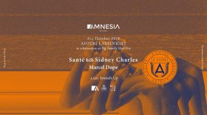 Halloween Amnesia Milano mercoledì 31 Ottobre 2018 – Lista Suite
