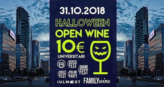 Halloween B38 Milano mercoledì 31 Ottobre 2018