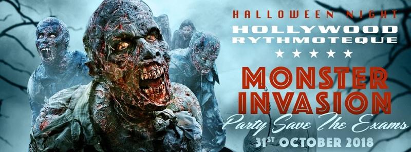 Halloween Hollywood Milano mercoledì 31 Ottobre 2018