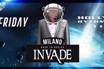 Hollywood Milano venerdì 25 Maggio 2018