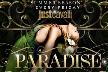 Just Cavalli Milano venerdì 15 Marzo 2019