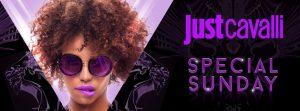 Just Cavalli Milano domenica 13 Maggio 2018 – Lista Suite