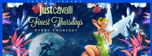 Just Cavalli Milano giovedì 15 Novembre 2018 – Lista Suite