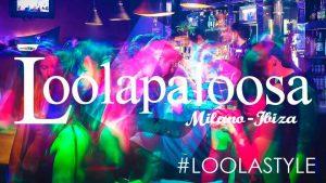 Loolapaloosa Milano sabato 17 Novembre 2018 – Lista Suite