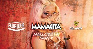 Mamacita Halloween Fabrique Milano giovedì 31 Ottobre 2018 – Lista Suite