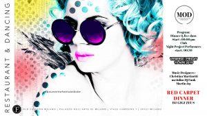 Old Fashion Milano venerdì 19 Aprile 2019 – Lista Suite