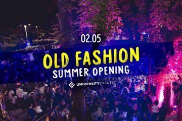 Old fashion mercoledì 16 maggio 2018