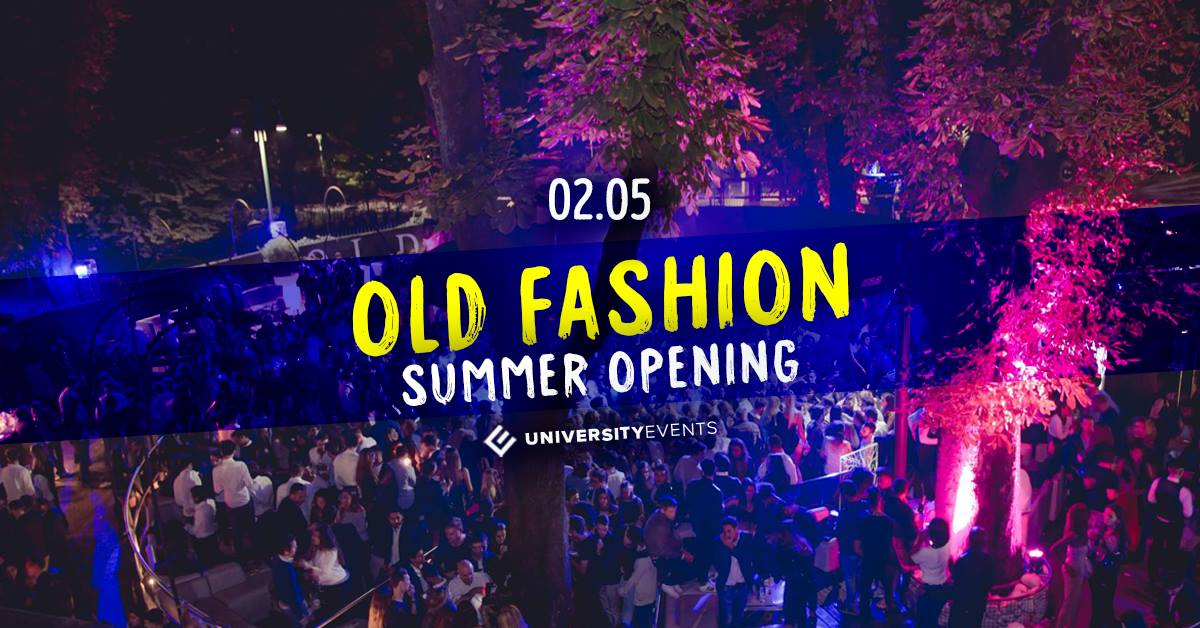 Old Fashion Milano sabato 18 Agosto 2018
