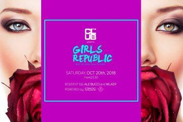 The Club Milano sabato 20 Ottobre 2018