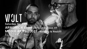 Volt Milano sabato 14 Aprile 2018 – Lista Suite