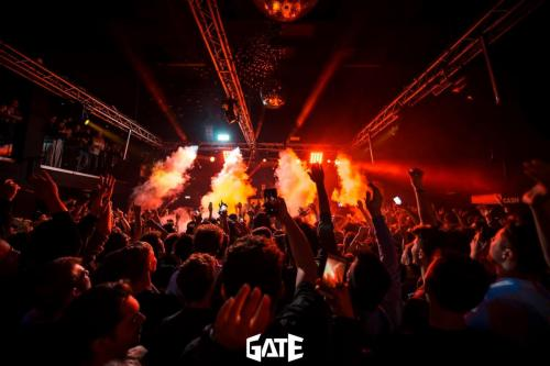 Discoteca Gate Milano