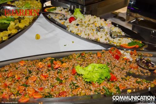 le jardin milano buffet