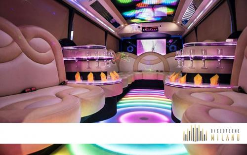 Limo Bus Milano