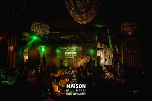 Maison feste aziendali