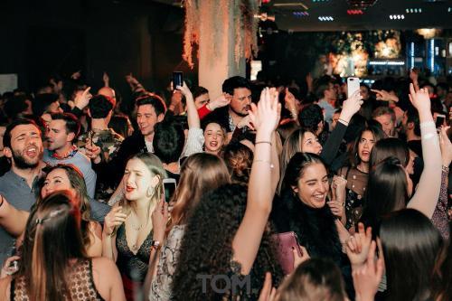 Tom Milano discoteca